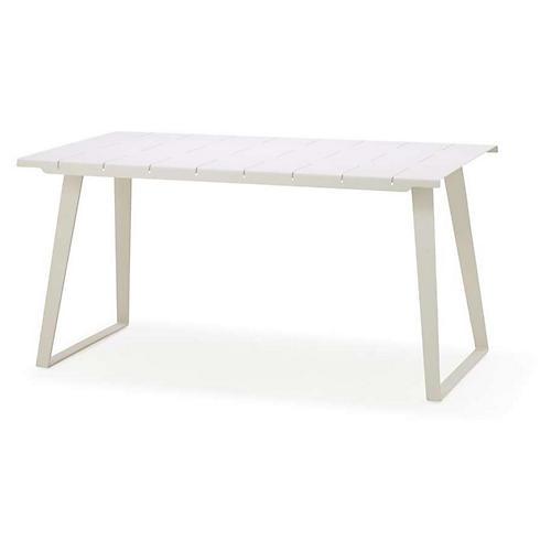 Copenhagen Dining Table, White