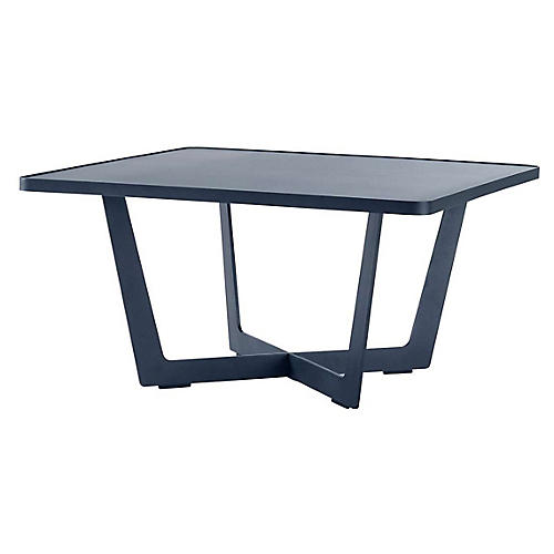 Time-Out Coffee Table, Lava Gray
