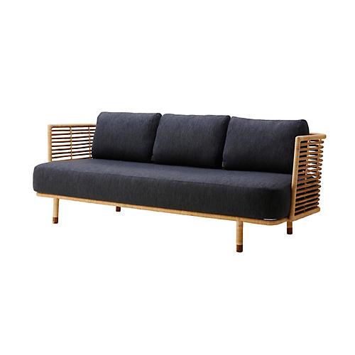 Sense Sofa, Dark Gray