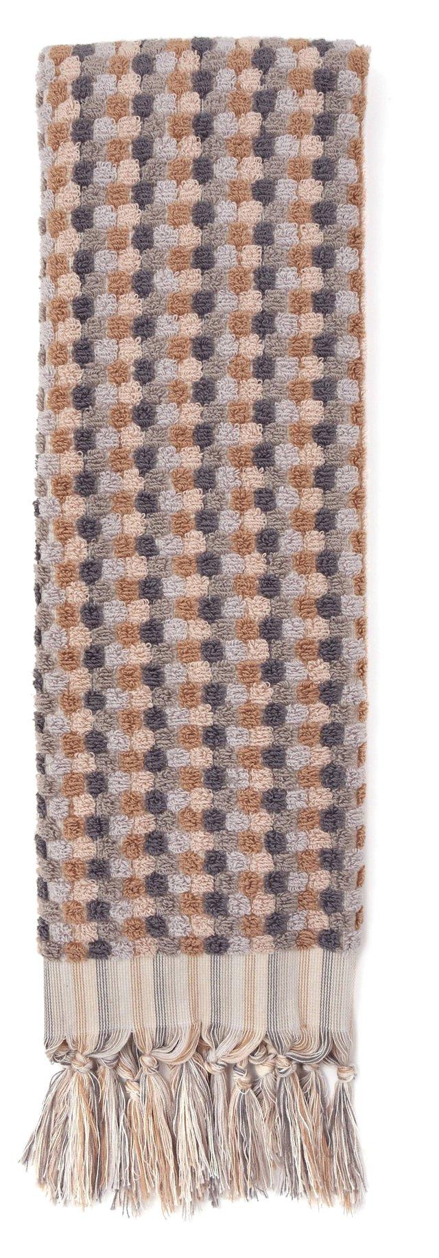 Turkish Hand Towel, Neutral