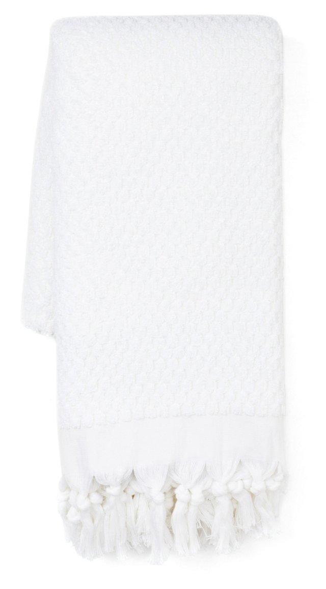 Turkish Bath Sheet, White