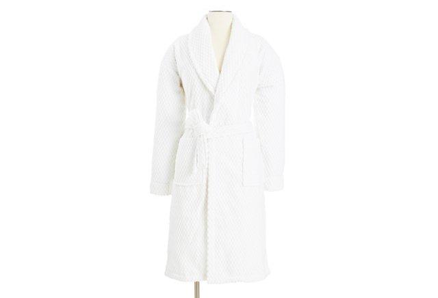 Turkish Robe, White