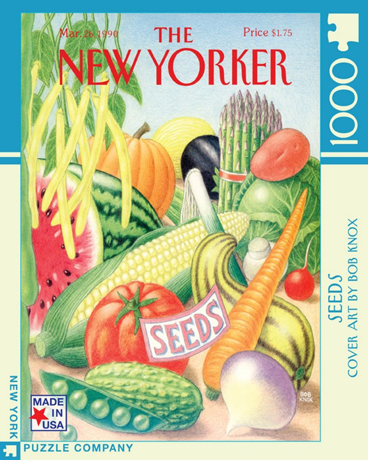 Seeds Jigsaw Puzzle