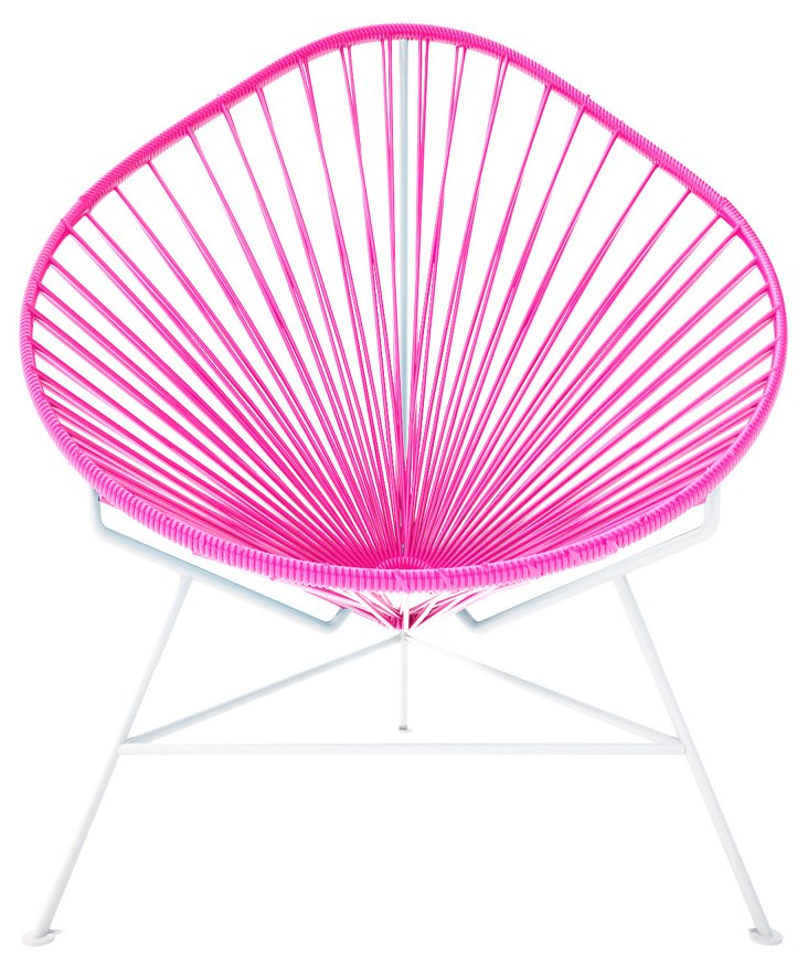Acapulco Chair, Pink