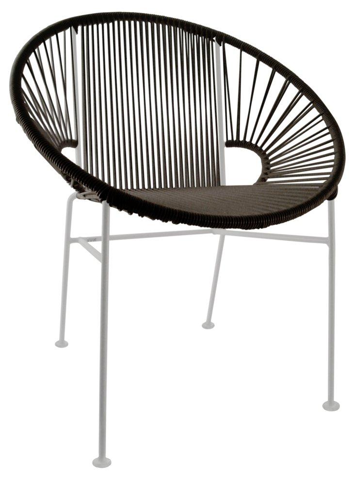 Concha Chair, Black