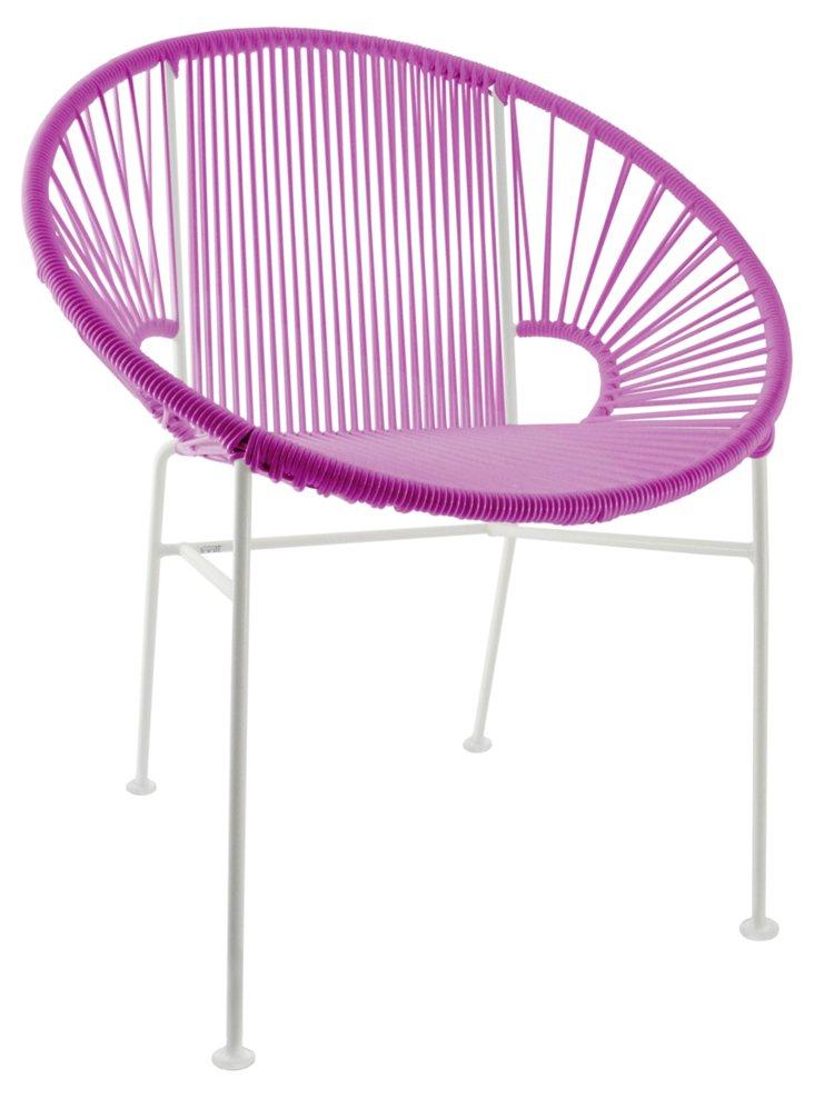Concha Chair, Pink
