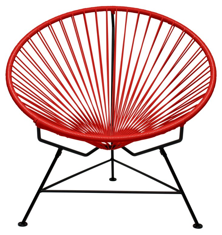 Innit Chair, Red