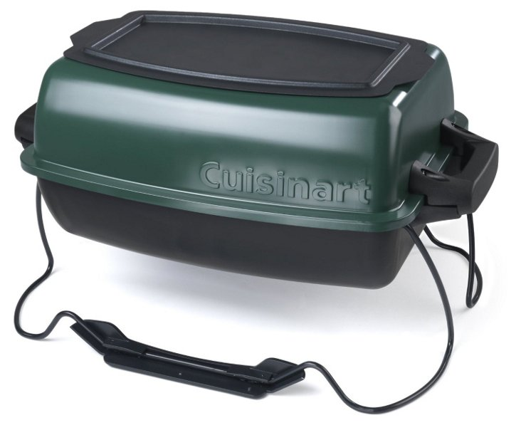 Portable Griddl'n Grill, Green