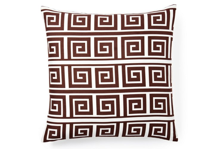 Kuba 20x20 Pillow, Pepper