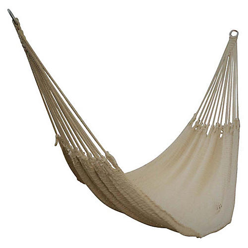 Traditional Hammock, Beige