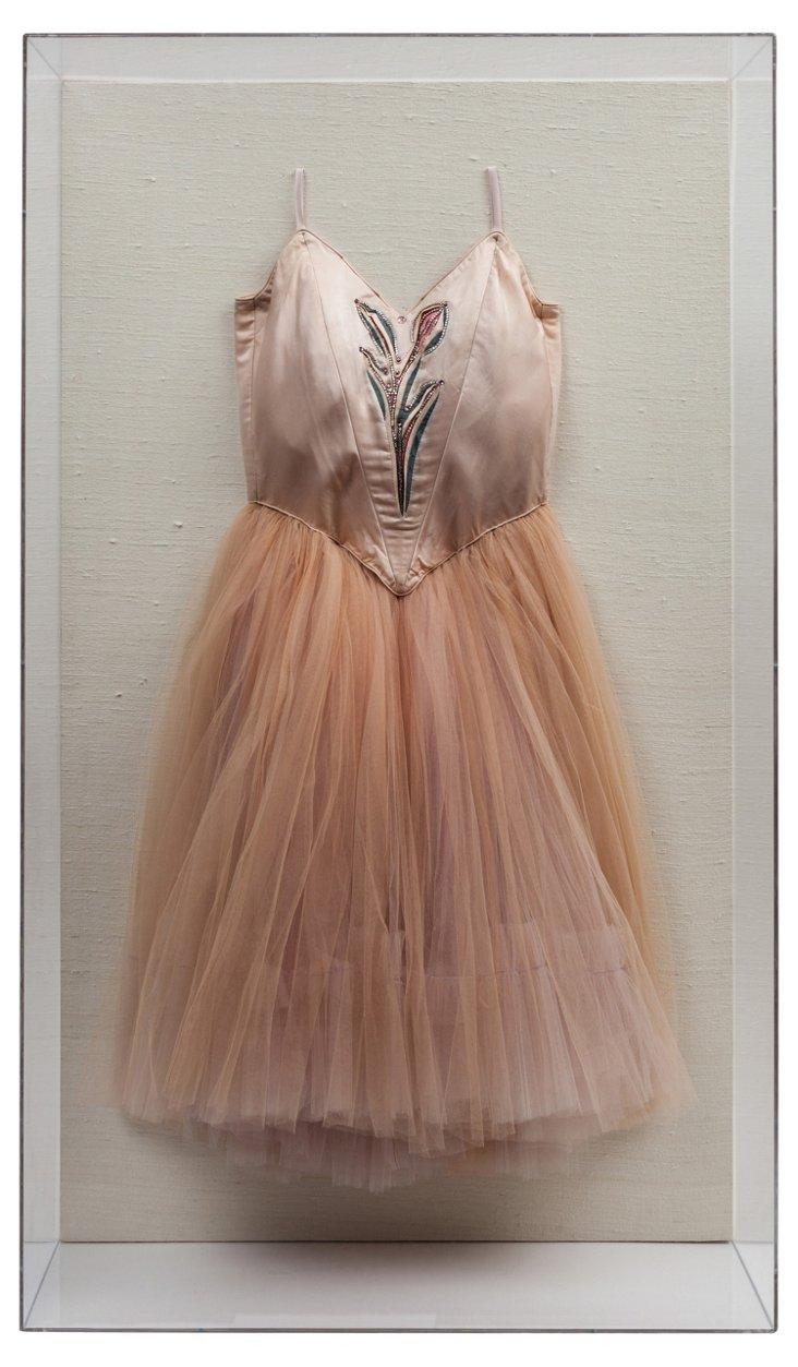 Framed Brahms-Schoenberg Quartet Dress