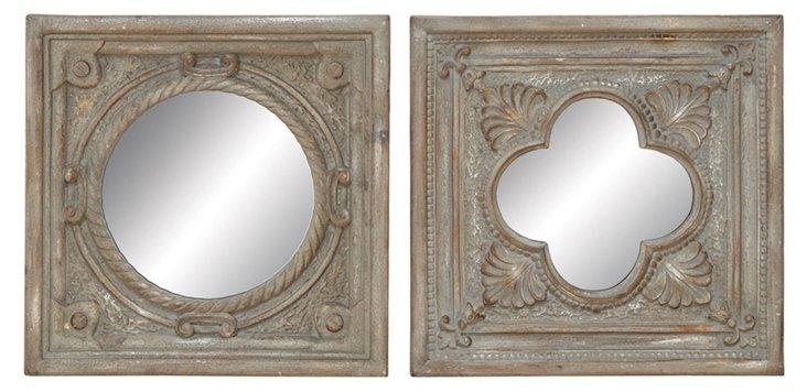 Lydia Mirrors Set