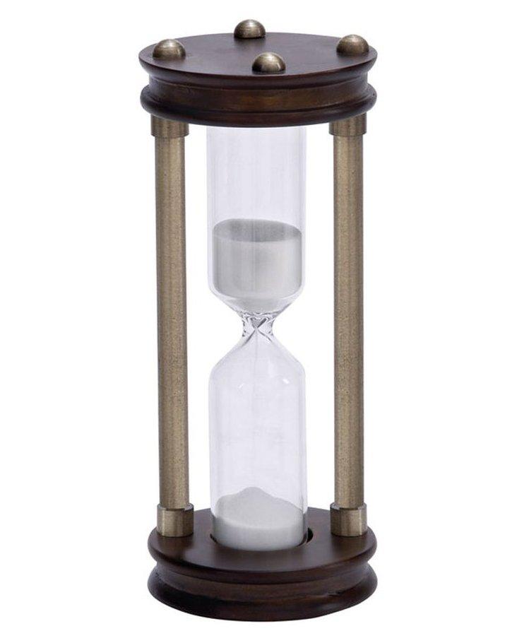 """8"""" Straight Hourglass"""