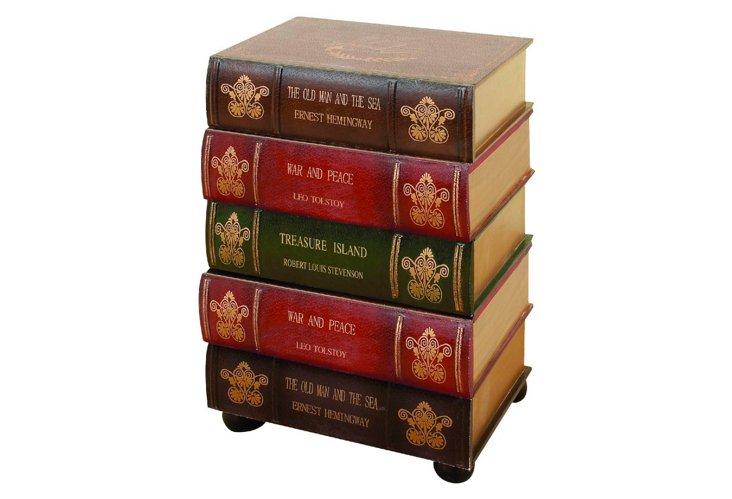 "28"" Book Cabinet"