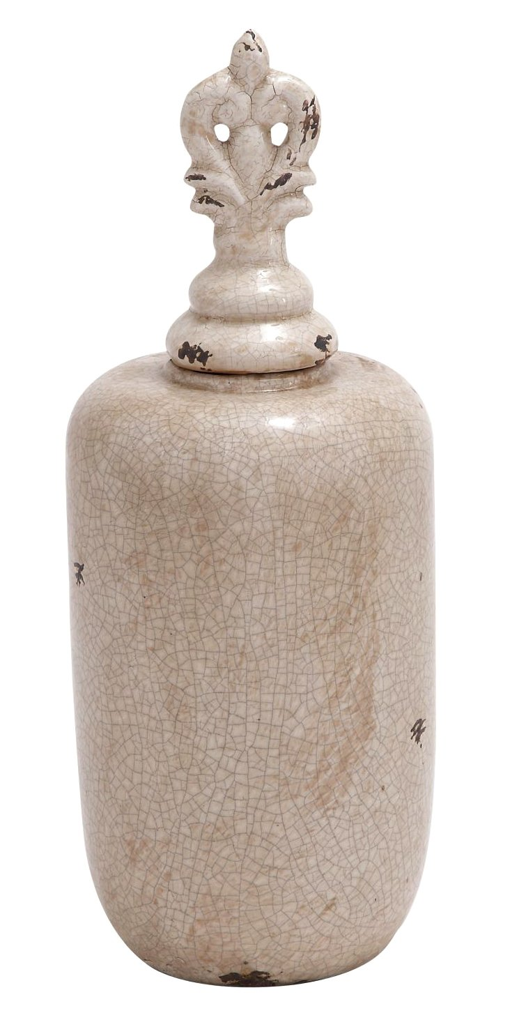"14"" Agrestic Jar"