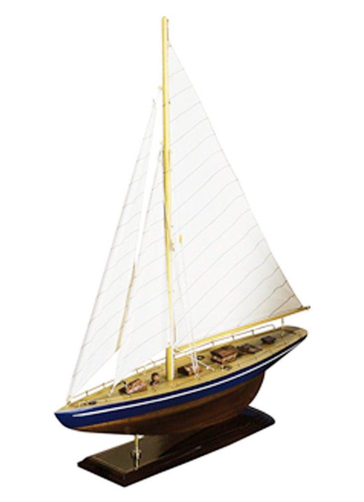 30x25 Sailboat Objet