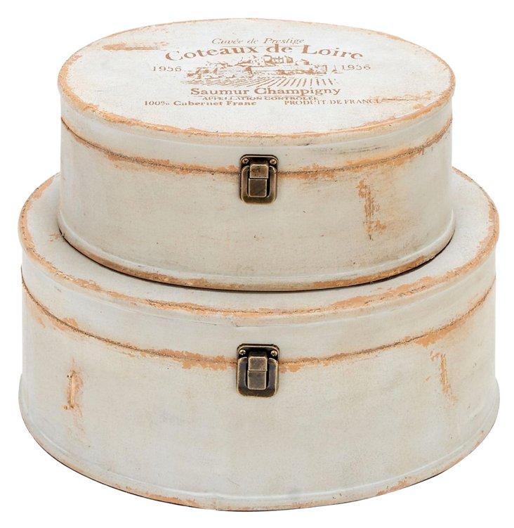 Asst. of 2 Coteaux Boxes