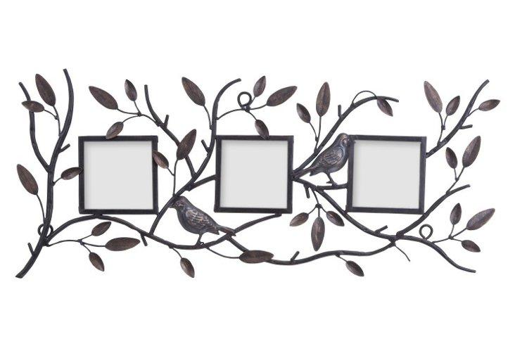 Cuckoo Wall Photo Frame