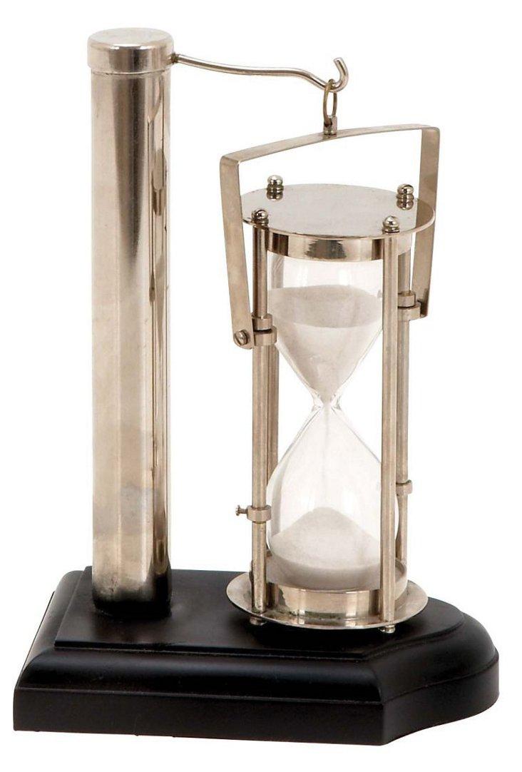 Hourglass w/ Stand