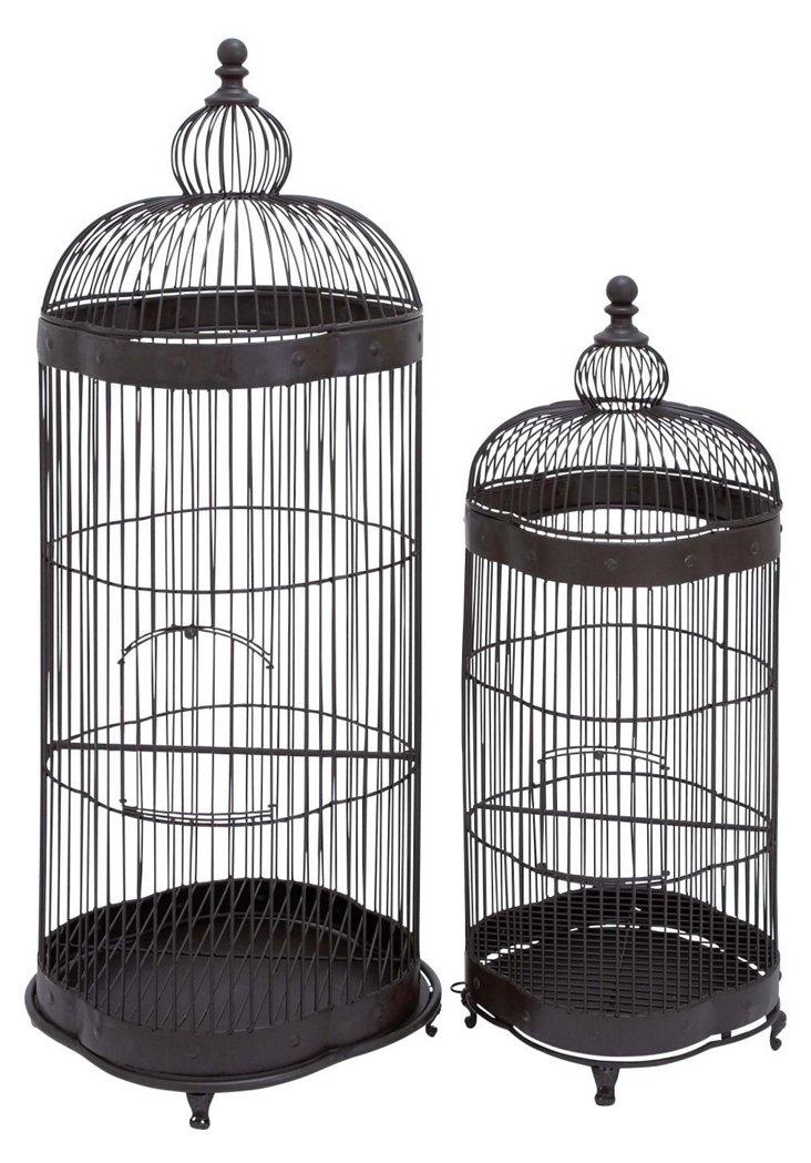 Alfie Birdcages, Asst. of 2