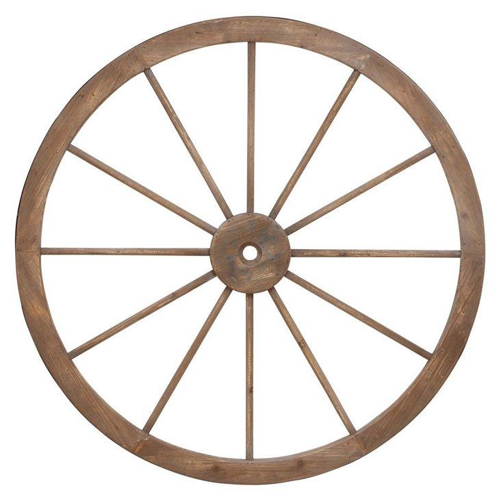 """45"""" Wagon Wheel"""