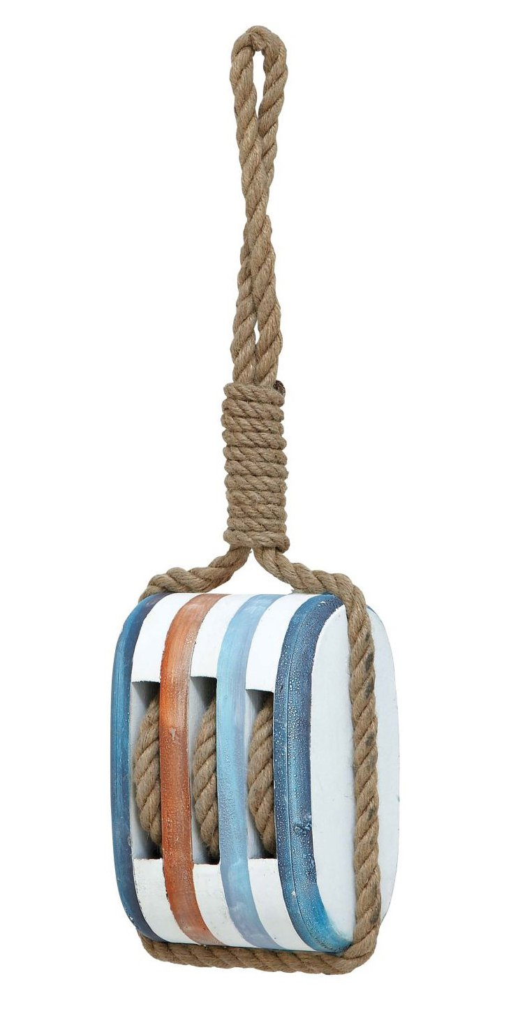 "21"" Nautical Pulley"