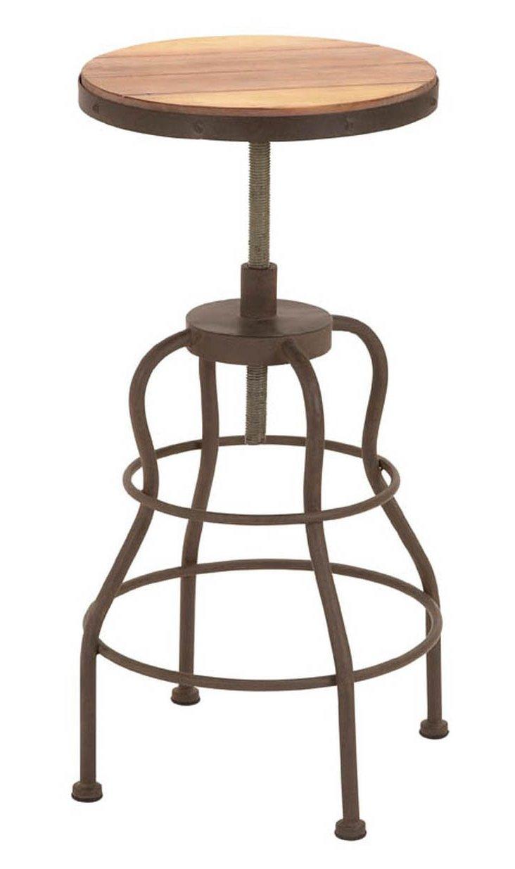Marning Caged Barstool
