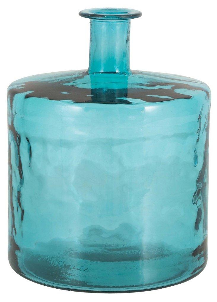 """17"""" Glass Vase"""