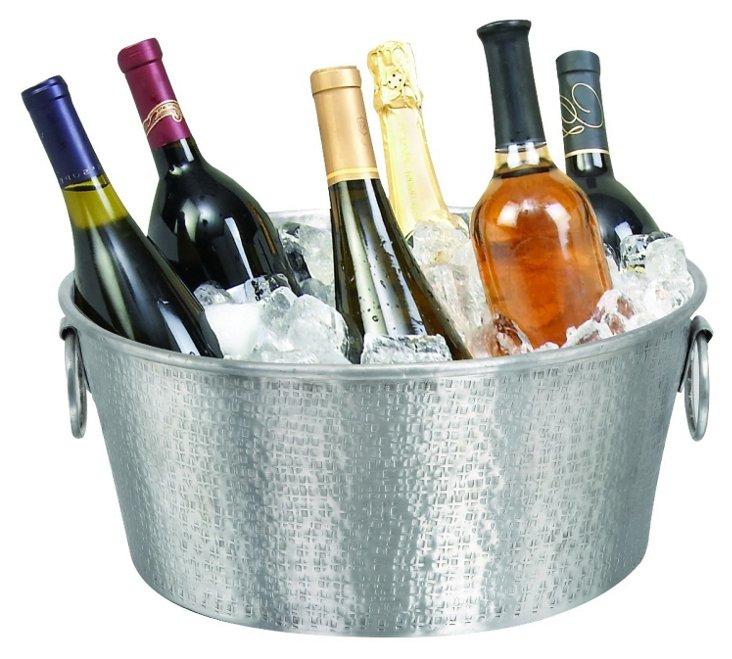 Aluminum Wine Tub