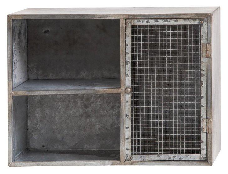 Tin Industrial Storage Unit