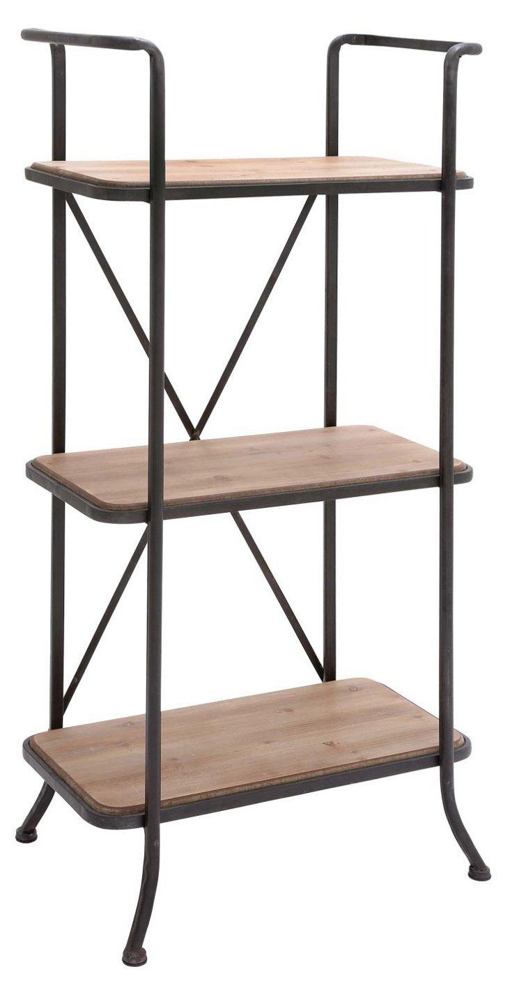 Hallsey Wood Shelf