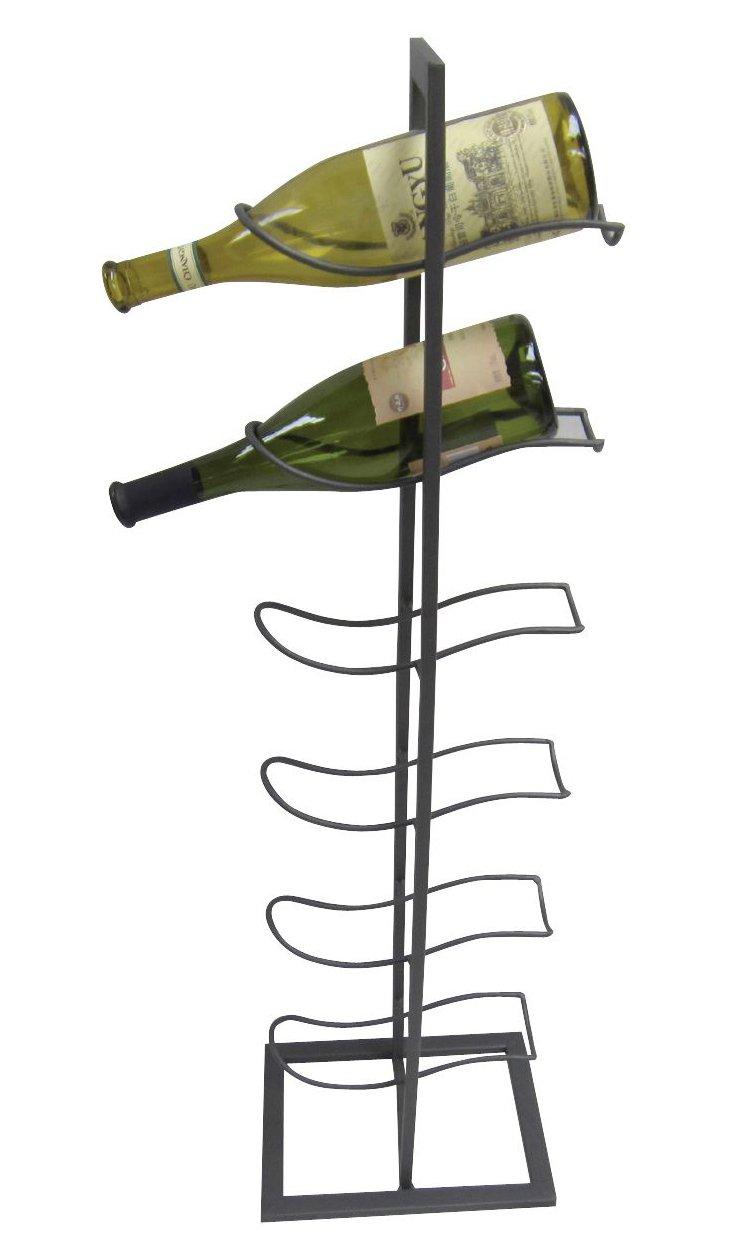 Iron Wine Storage Stand