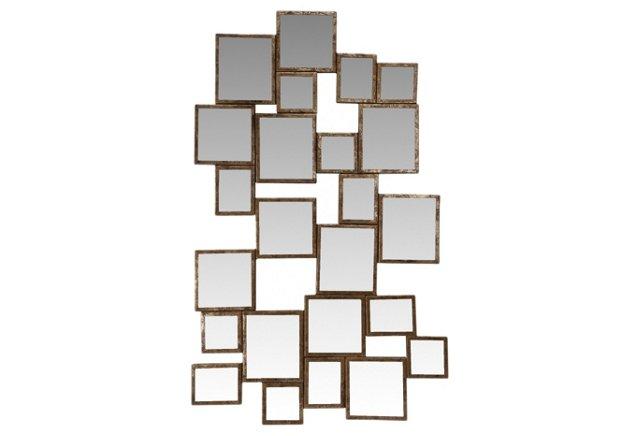 Multisquare Wall Mirror