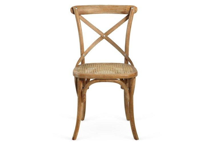 Deutsch Chair, Straw