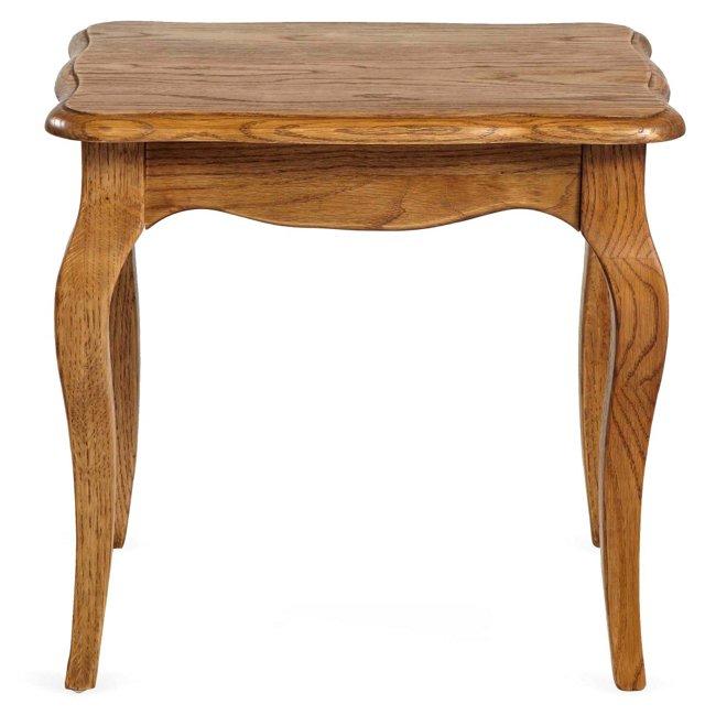 Emerson Side Table, Oak