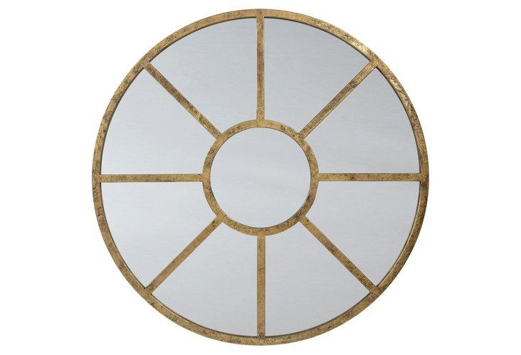 Camile Wheel Mirror