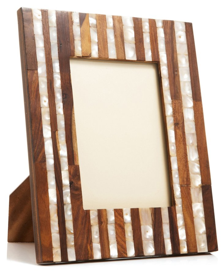 Sheesham Strips Frame, 5x7