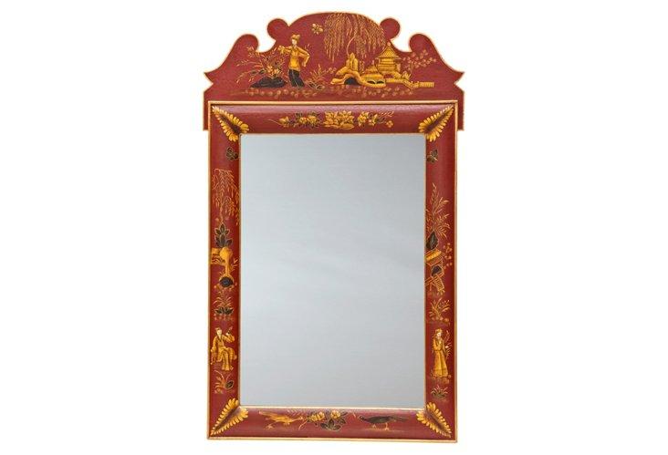 Li Shang Pagoda Mirror