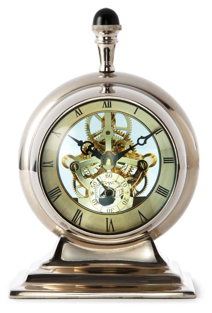 See-Through Clock