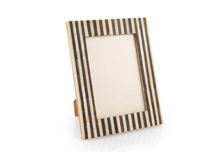 5 x 7 Zebra Bone Frame