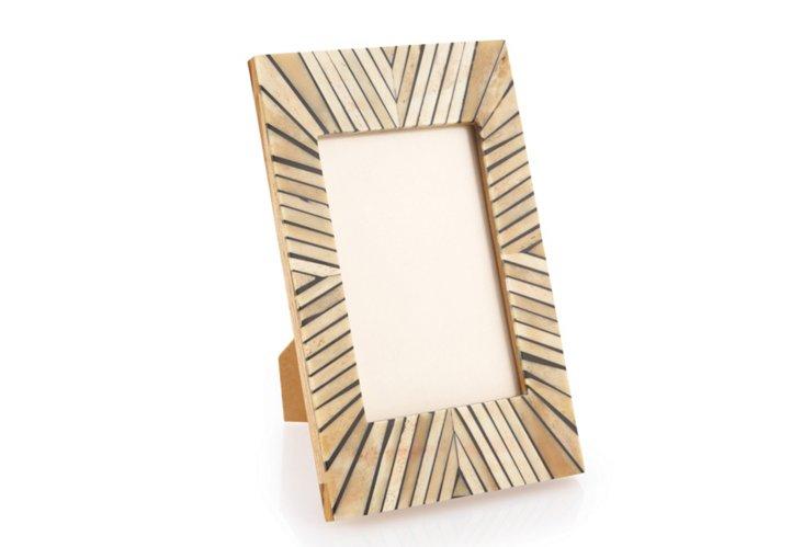 4x6 Washburn Bone Frame