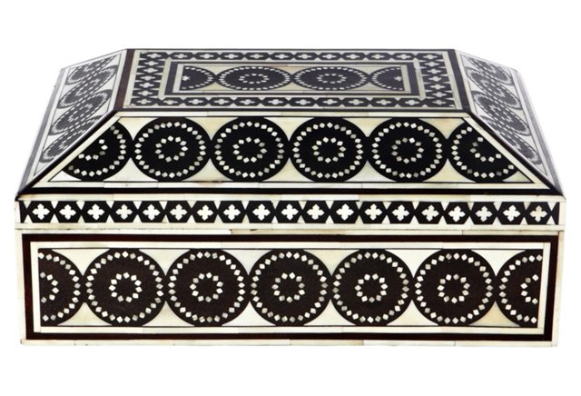 Bhai Bone Inlay Box