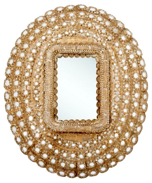 "Rosaleen 40"" Mirror"