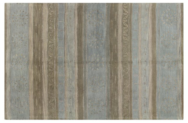 Sediments Rug, Multi