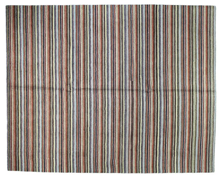"8'1""x10'1"" Soho Rug, Dark Multi"