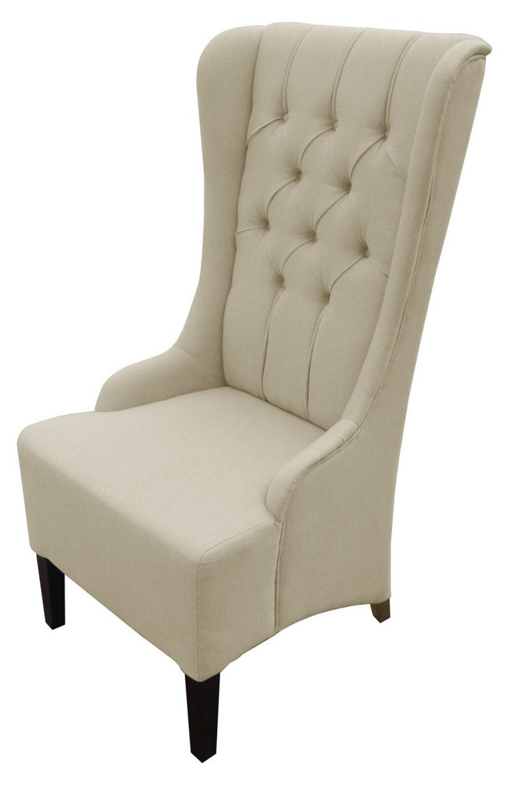 DNU, O-Vincent Accent Chair, B