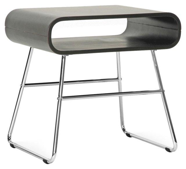 Ramsey End Table, Wenge