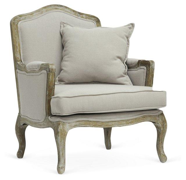 DNU, R-Constanza Accent Chair,