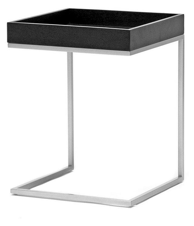 Potter Side Table, Black