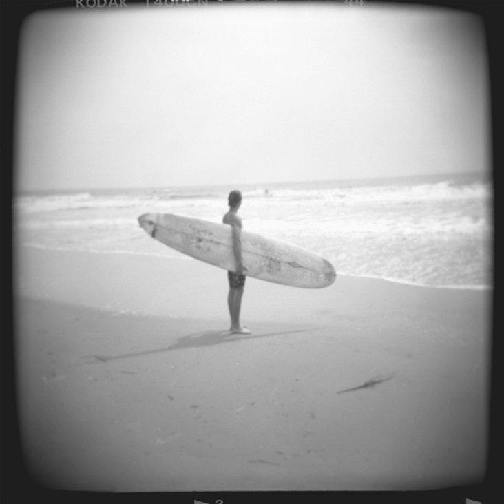 Daniel Grant, Longboard